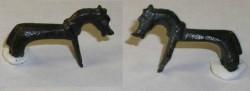 Ancient Coins - Roman Bronze Horse Fibula