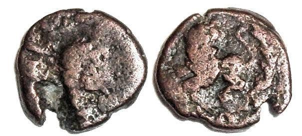 Ancient Coins - Leo I : Lion reverse