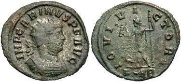 Ancient Coins - Carinus  AD 282 - 283, AE Antoninianus