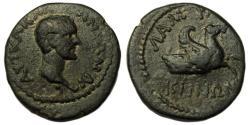 Ancient Coins - Mysia, Lampsacus AE 20, Antoninus Pius