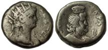 Ancient Coins - Nero, Alexandria Tetradrachm