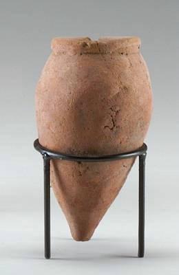 Ancient Coins - Egyptian Pre-Dynastic Jar, c. 3500 - 3100BC