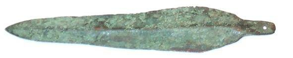 Ancient Coins - Bronze Dagger - Western Asia, 1st Millenium BC