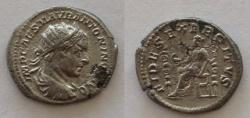 Ancient Coins - Elagabalus AR Antoninianus