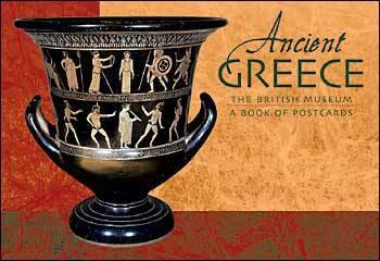 Ancient Coins - Ancient Greece Postcard Set
