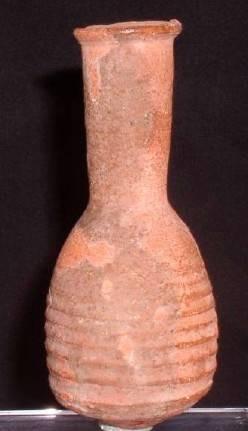 Ancient Coins - Roman Terracotta Juglet