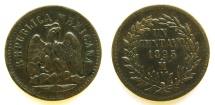 World Coins - Mexico--2nd Republic--Maximillian