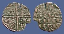 Ancient Coins - Alfonso X billon denaro 1252-1254