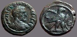 Ancient Coins - Philip I billon 21mm  Tetradrachm.  Alexandria, Egypt