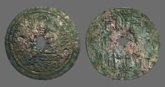 Ancient Coins - Hungary, Bela III.1172-1196 - AE27 flat  Denar