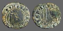 """Ancient Coins - Alfonso XI. """"el Justiciero"""", Cornado Castilia and Leon"""