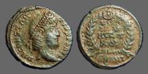 Ancient Coins - Constans AE4 VOT/XV/MVLT/XXX. Antioch, Turkey