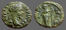 Ancient Coins - Septimius Severus AE17, Demeter, Philipopolis, Thrace