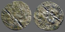 World Coins - Medieval Spain or Purtugal AR25