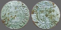 World Coins - Germany, Prussia AR19 1/24 Thaler   3 Kroner.