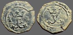 World Coins - Spain. Fernando V & Isabella, 17mm billon Blanca