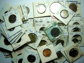 World Coins - Netherlands 69 coins from 1913 on up