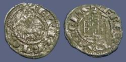 World Coins - Fernando IV AR19 Pepion Castille / Leon