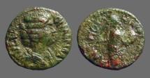 Ancient Coins - Julia Domna AE22 Provincial