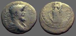 Ancient Coins - Septimius Severus AE30 Sestertius.  Pautalia, Thrace.