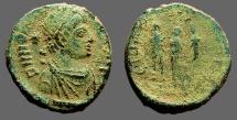 Honorius AE3 Theodosius II, Aracadius, Honorius stg.   Antioch, Turkey