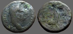 Ancient Coins - Judaea, Agrippa II under Domitian AE24 Nike