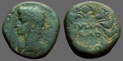 Ancient Coins - Augustus. Spain, Julia Traducta  AE24 as IVLIA TRAD