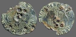Ancient Coins - Enrique IV AE27 Cecas de falso, Cuartillo