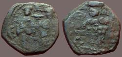 Ancient Coins - Constantine X and Eudocia Ae 28mm follis