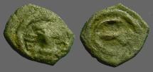 Ancient Coins - Justin I AE pentanummium, SB#72 'Gamma' Officiana