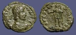 Ancient Coins - Constantius II AE3/4 (15mm) SPES REIPUBLICE