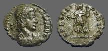 Ancient Coins - Constantius II AE3 (15mm) SPES REIPUBLICE