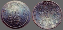 Ancient Coins - Hungary, Bela III.1172-1196  AE27 Cupped Denar