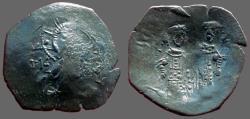 Ancient Coins - Alexius III, Angelus-Comnenus AE Aspron trachy