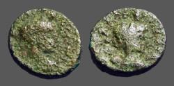 Ancient Coins - Caracalla AE14 Philadelphia  Veiled bust of Asteria.