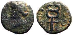 Ancient Coins - Seleucis & Pieria. Antioch. Civic coinage AE14 Dichalkon