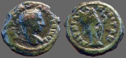 Ancient Coins - Caracalla AE17 Marcianopolis, M.I.  Hera