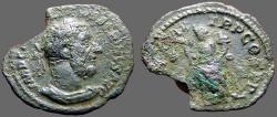 Ancient Coins - Macrinus AR Denarius. Felicitas