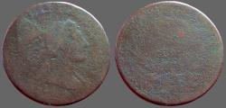 Us Coins - 1794 United States AE28 One Cent, Liberty Cap Cent
