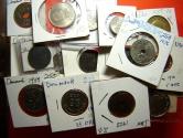World Coins - 18 Coins of Denamrk