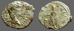 Ancient Coins - Septimius Severus AR Denarius VOTA.PVBLICA