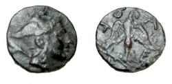 Ancient Coins - Macedonian Kings Perseus 179-168 BC AE18 S-6807