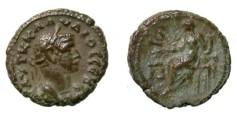 Ancient Coins - Roman Egypt Claudius II 268 - 270AD Billion Tetradrachm Diakaiosyne L