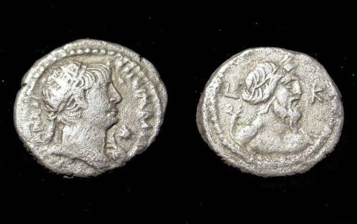 Ancient Coins - Roman Egypt : Trajan 98 - 117 AD Billion Tetradrachm