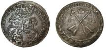 World Coins - Sweden Gustav II Adolf 1611-1632  1 Ore 1628 KM# 115 SM 134a