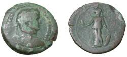 Ancient Coins - Hadrian Roman Egypt 129-130 AD AE Drachm