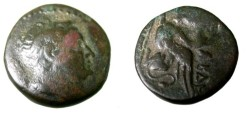 Ancient Coins - Northern Greece Thrace – Abdera 4th Century BC AE 19