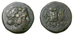 Ancient Coins - Pontos, Amisos AE20 125-75 BC