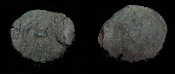 Ancient Coins - Skythian Kings : Azes II 35BC - 5AD