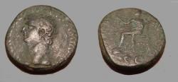 Ancient Coins - Claudius AE Dupondius 41-54 AD